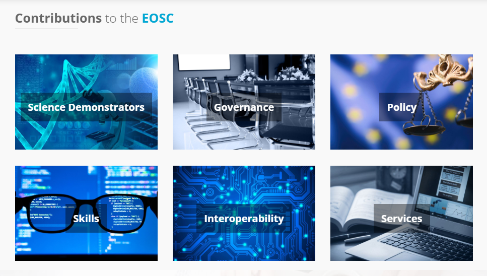 EOSCpilot Rounds Up Key Contributions to the EOSC