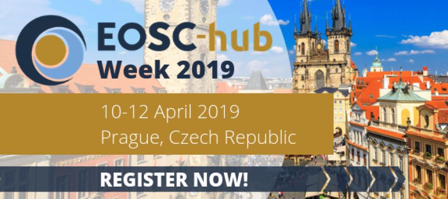EOSC-hub Week 2019