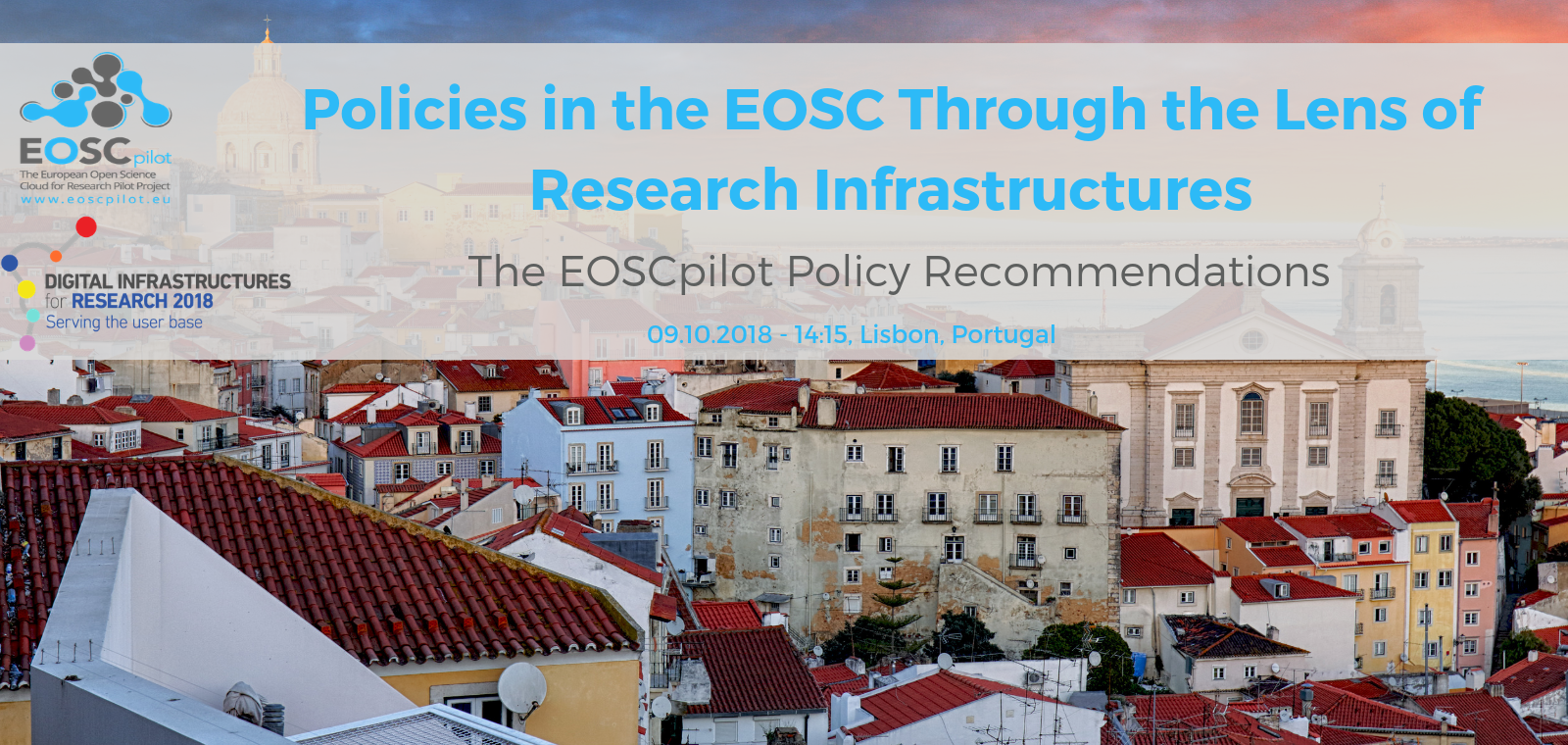 Policies in the EOSC Through the Lens of Research Infrastructures: The EOSCpilot Policy Recommendations