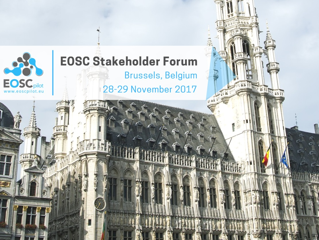 The European Open Science Cloud holds its first Stakeholder Forum