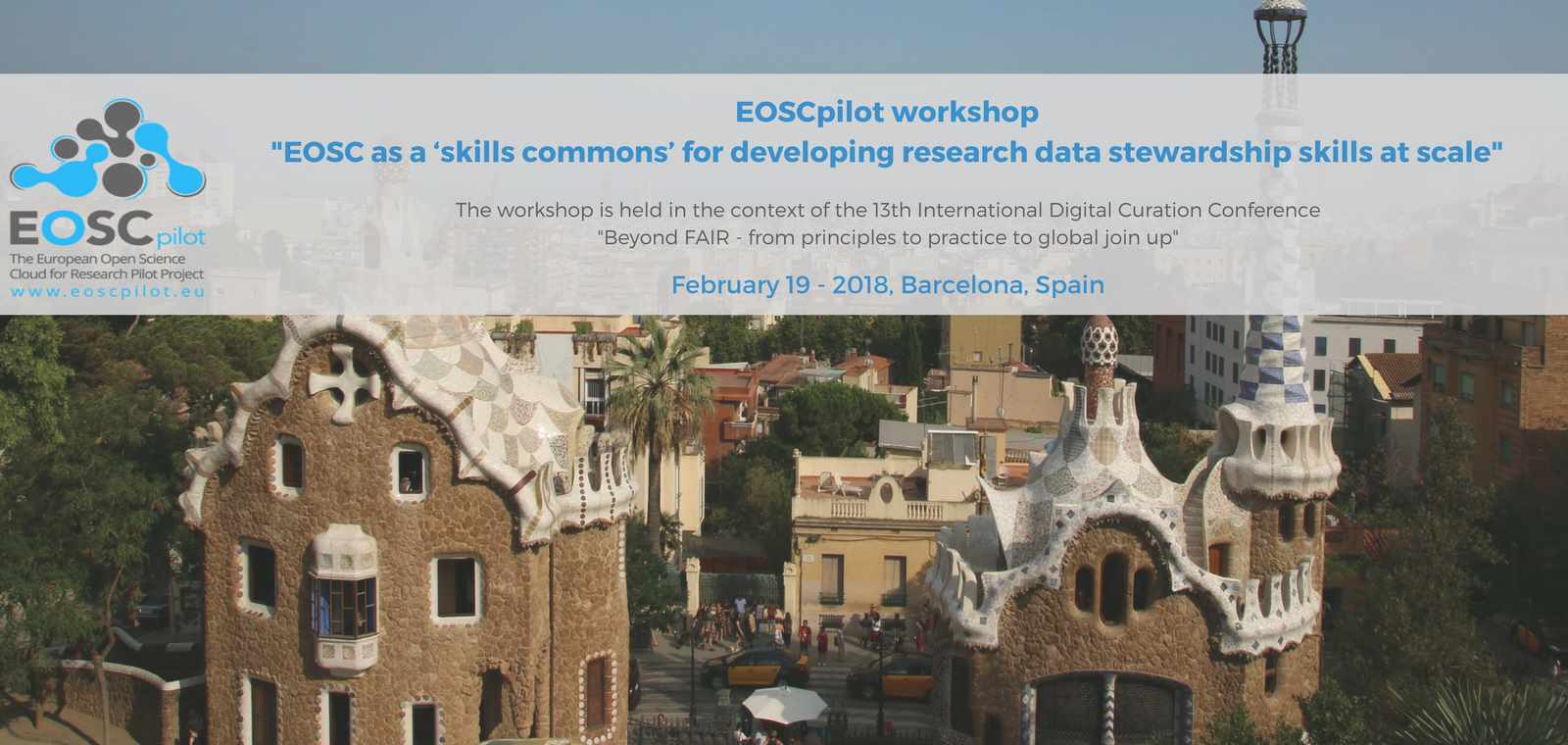 EOSC as a 'skills commons' for developing research data stewardship skills at scale