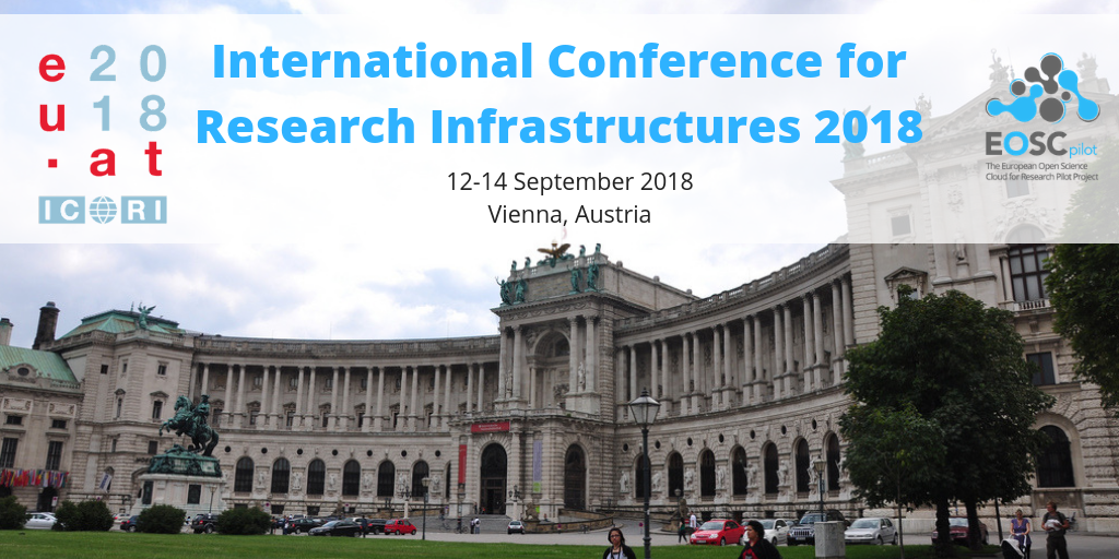 International Conference for Research Infrastructures 2018 (ICRI 2018)
