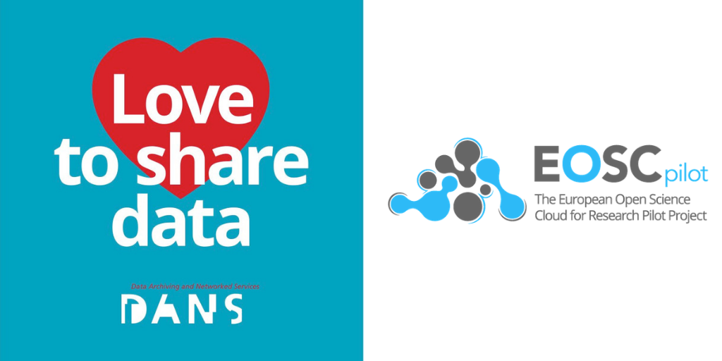 """EOSC topic at the Dutch """"Open Day on Open Science: Love to share data"""""""