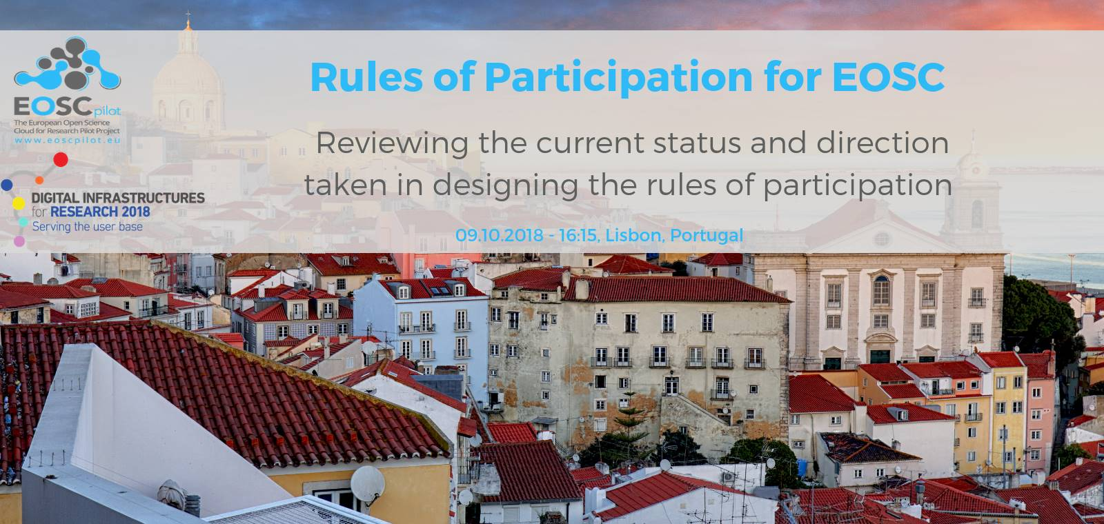 Rules of Participation for EOSC