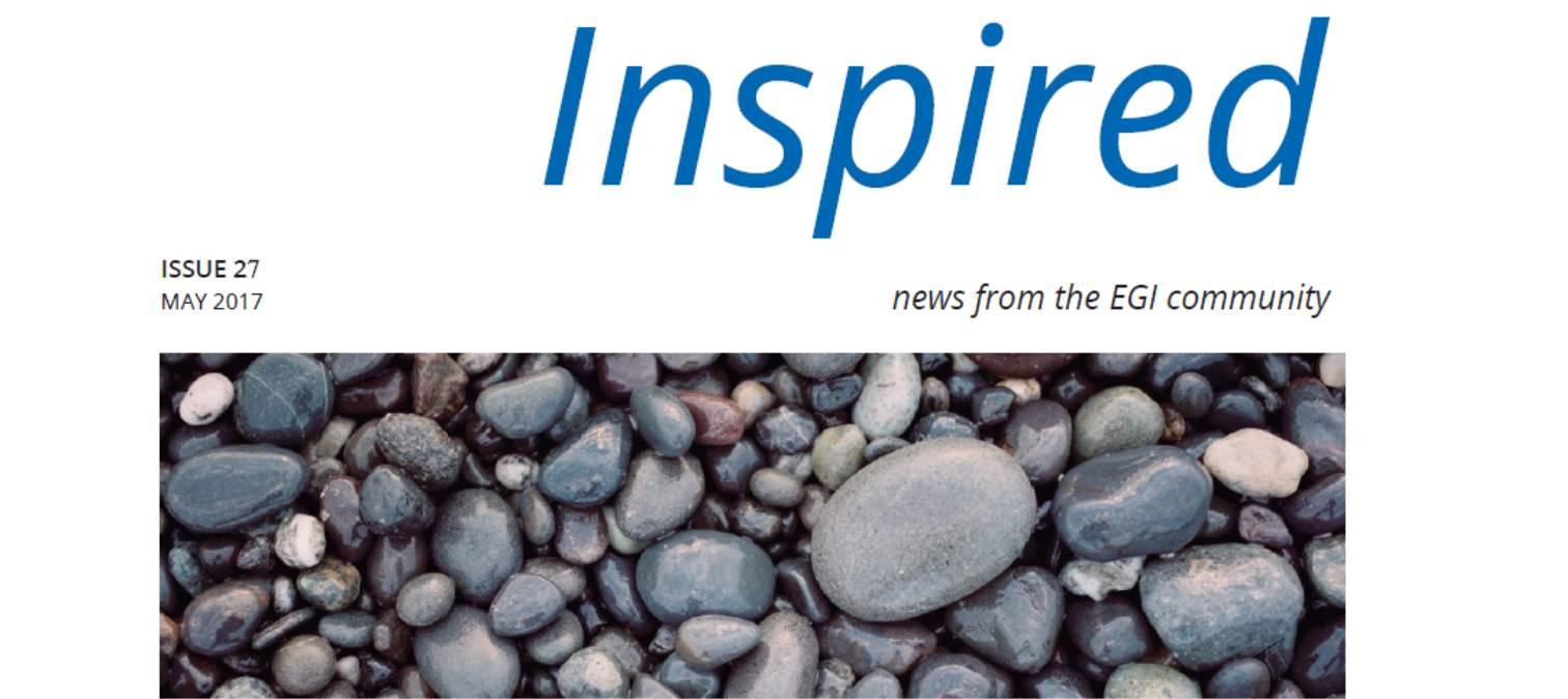 EOSCpilot on Inspired Issue 27